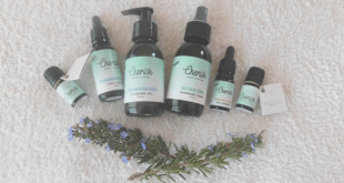 Essential Oils Skin Care Range