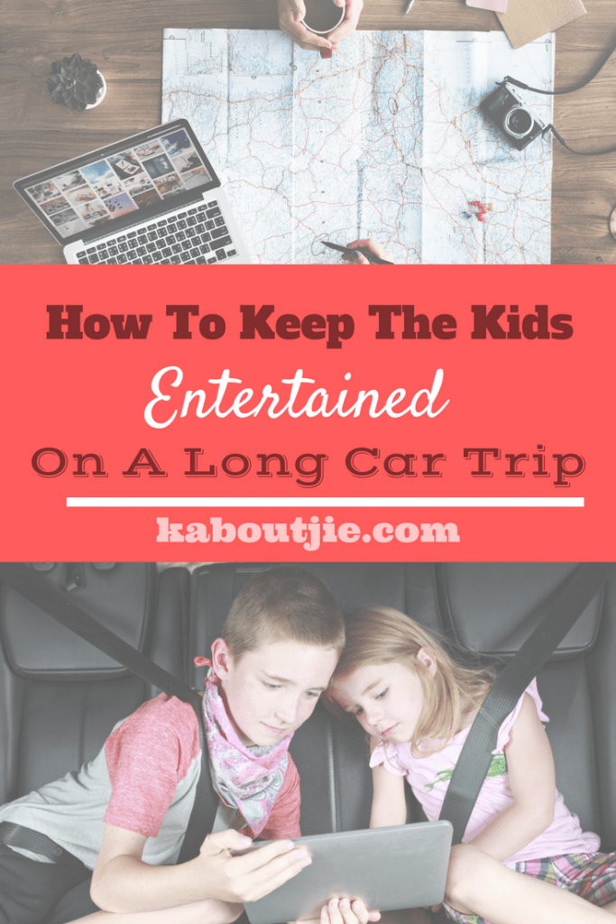 How To Keep The Kids Entertained On A Long Car Trip