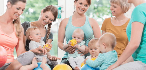Why You Need Mom Friends When You Are A New Mom