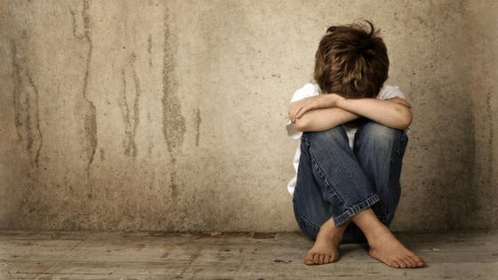 Withdrawn Child