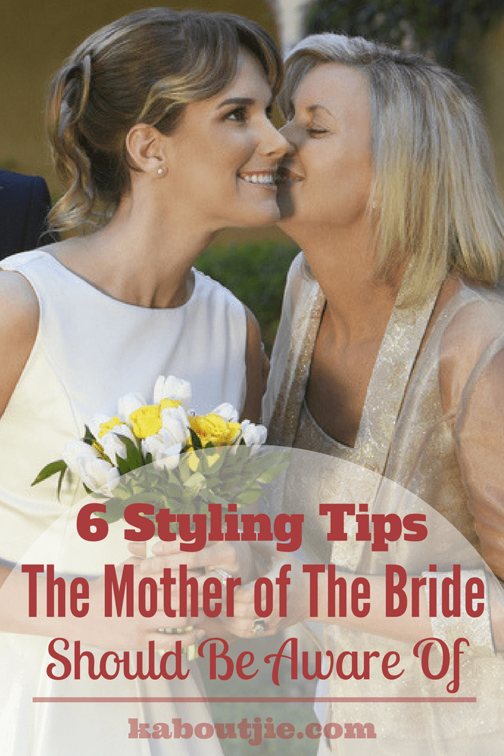 6 Styling Tips The Mother Of The Bride Should Be Aware Of