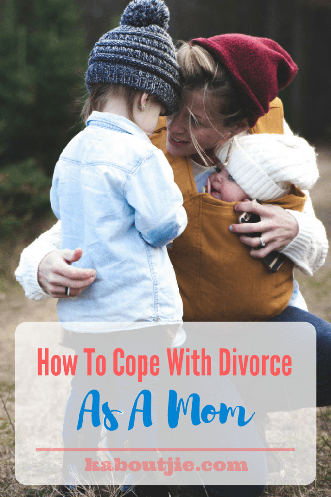 How To Cope With Divorce As A Mom