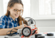 8 Ways to Inspire Your Little Girl to Pursue Robotics