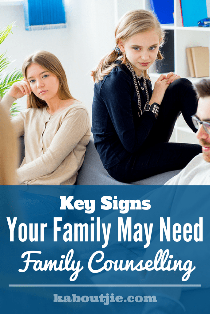 Key Signs Your Family May Need Family Counselling