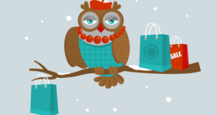 Owl shopping bags