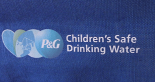 P & G childrens safe drinking water kit