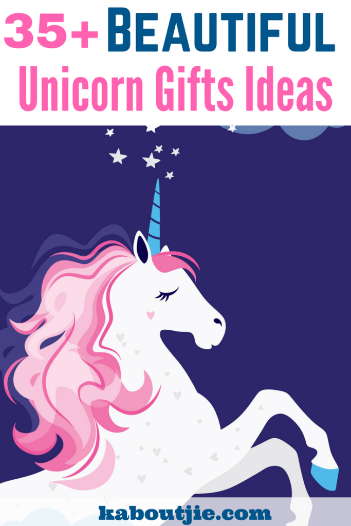 35+ Beautiful Unicorn Gifts Ideas