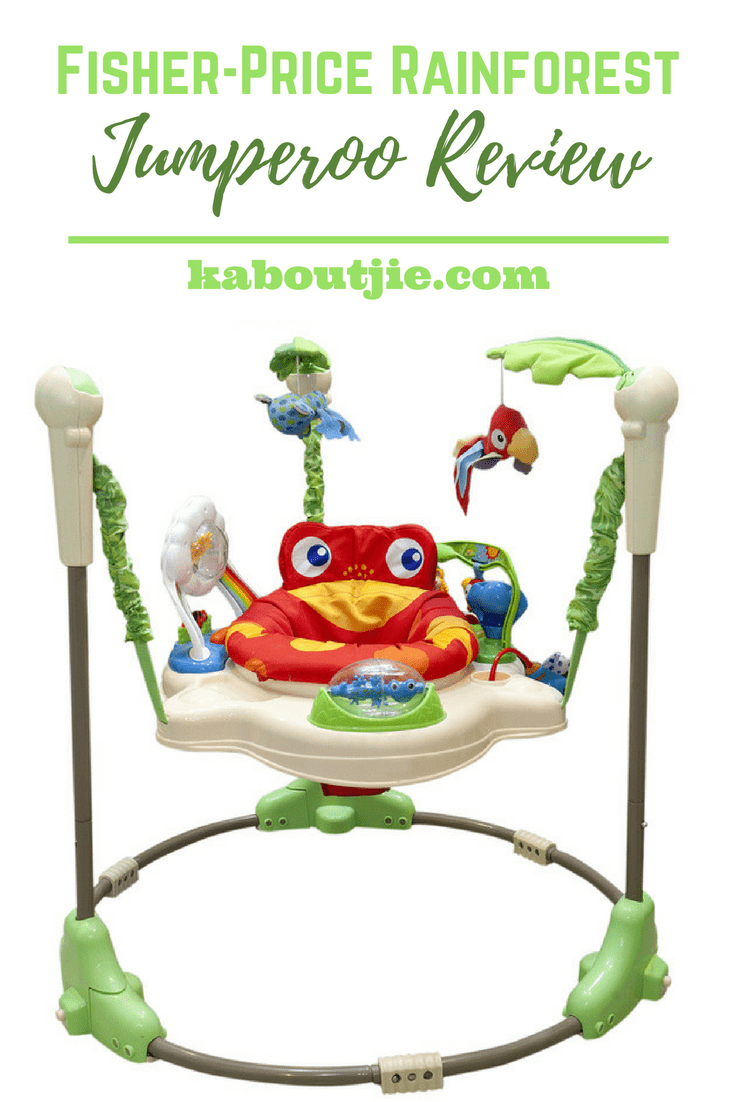 4ae3bb5c49fa Fisher-Price Rainforest Jumperoo Review