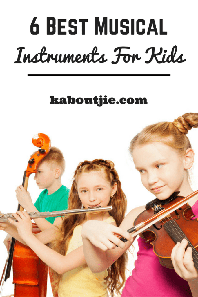 6 Best Musical Instruments For Kids