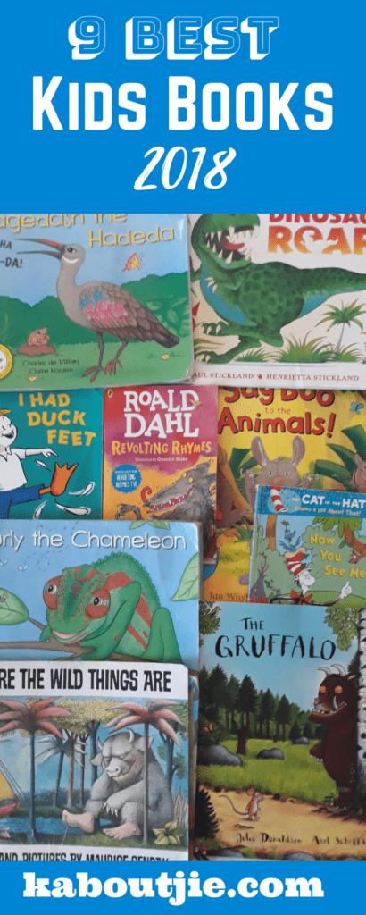 9 Best Kids Books 2018