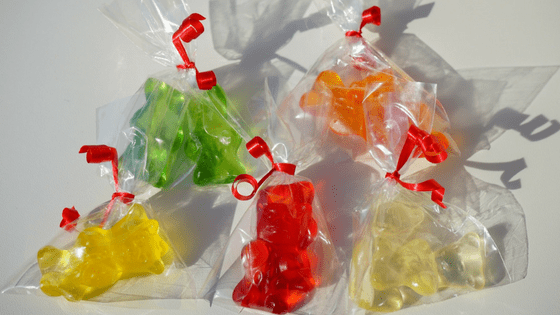 Bear sweets