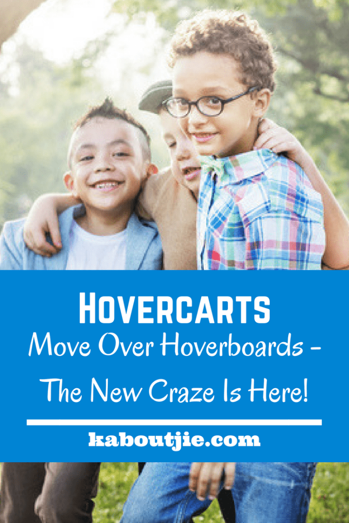 Hovercarts - The New Craze Is Here