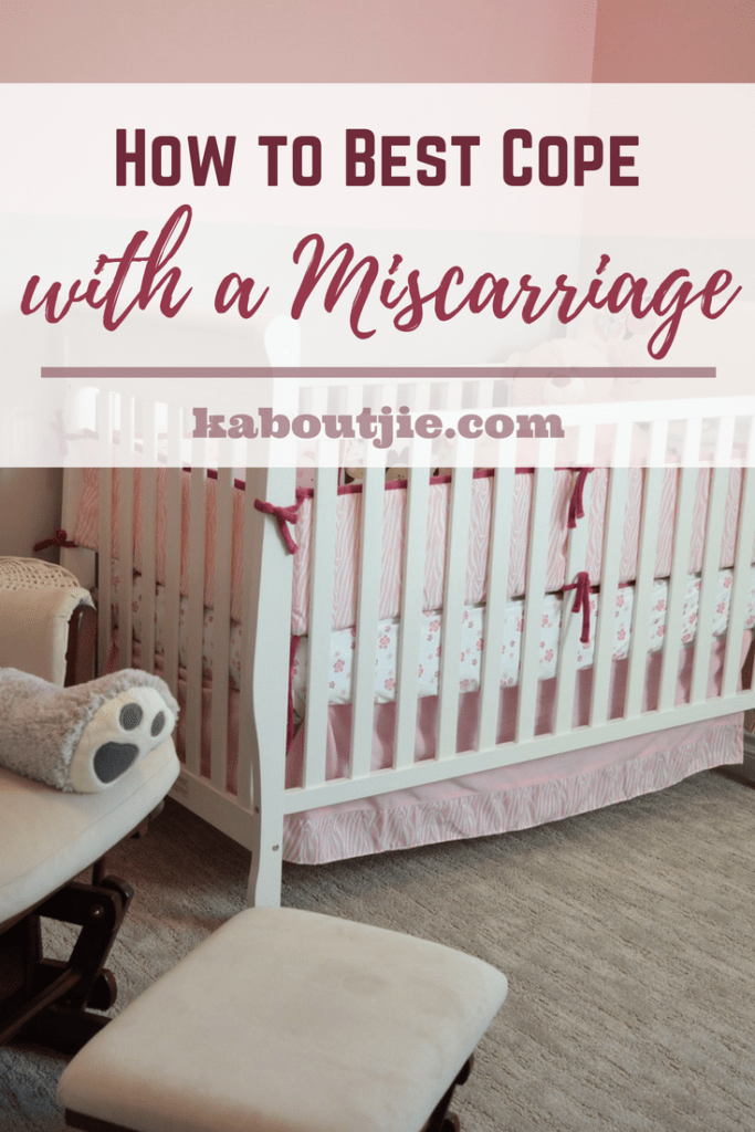 How To Best Cope With A Miscarriage