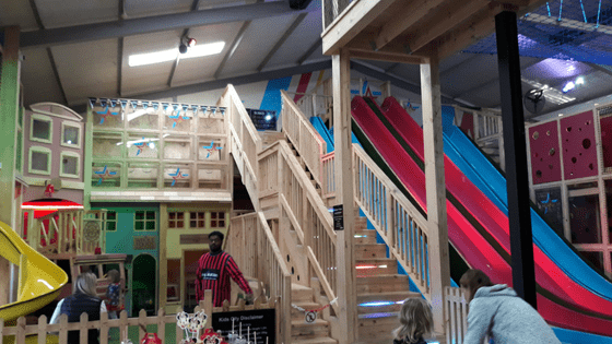 The Playstation Tokai Indoor Play Centre