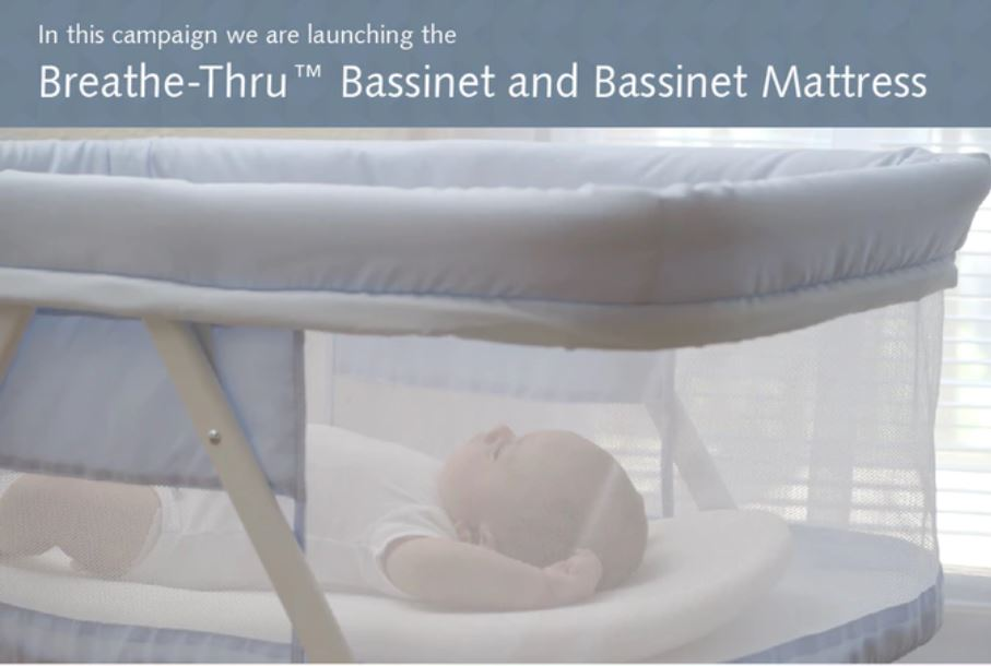 Breathe-Thru Bassinet