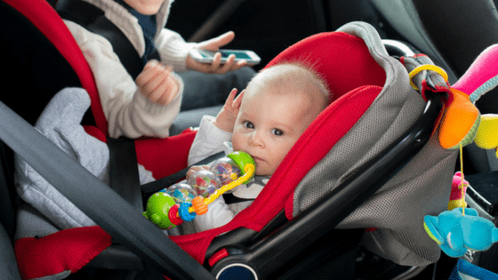 9 Must Have Baby & Toddler Car Travel Accessories