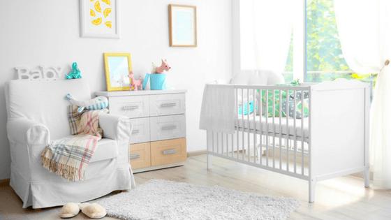 Baby Nursery Decor