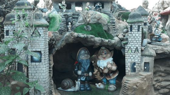 Gnomes Castle