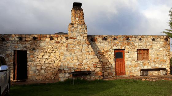 Matroosberg Goatherders House