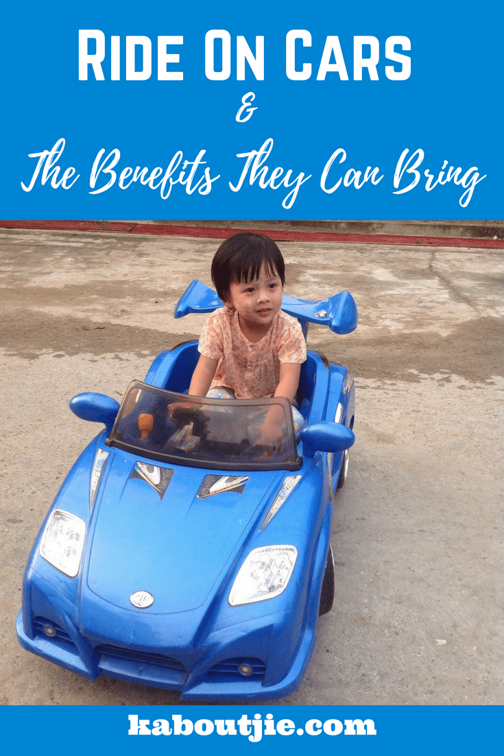 Ride On Cars & The Benefits They Can Bring