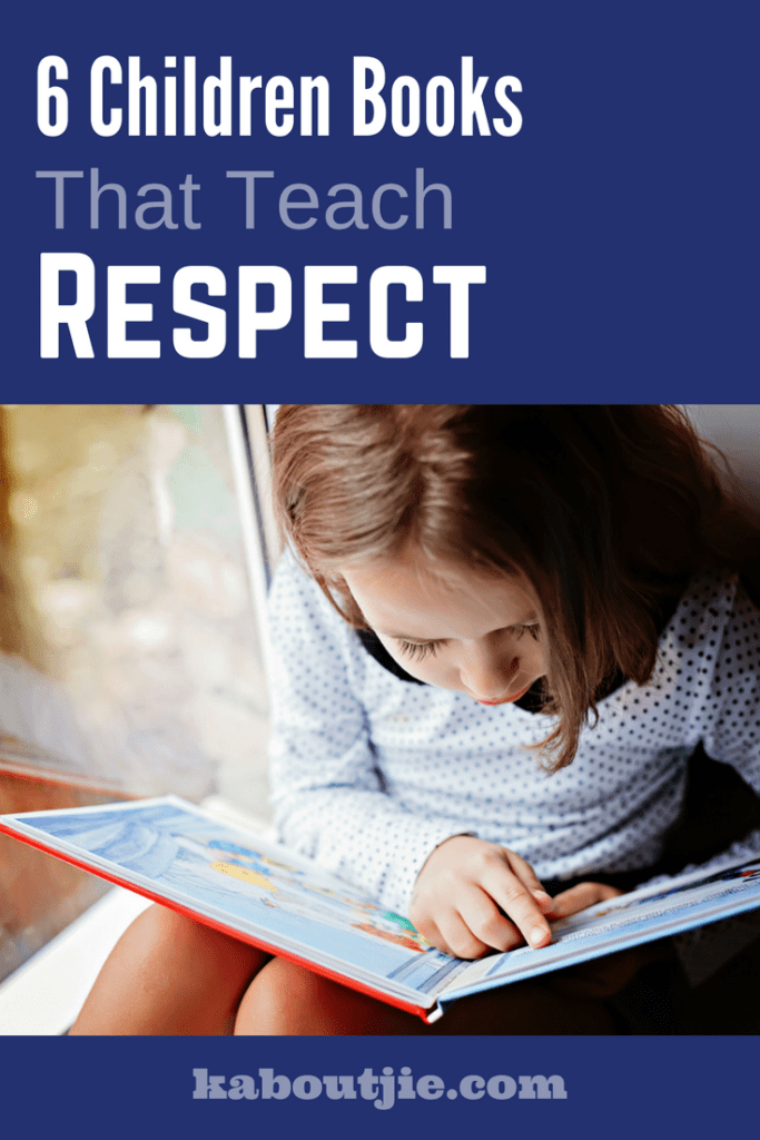6 Children Books That Teach Respect