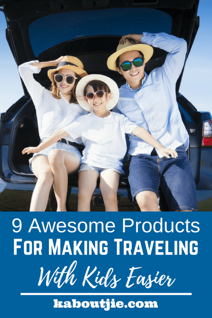 9 Awesome Products For Making Traveling Easier With Kids