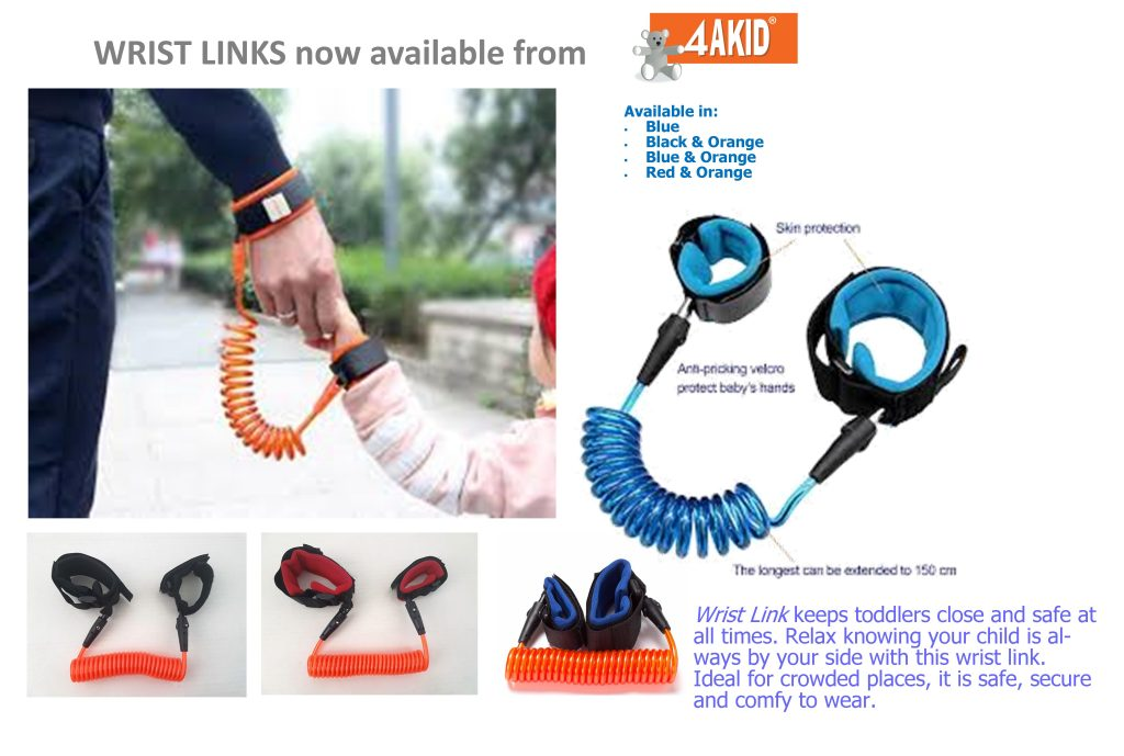 Wrist link