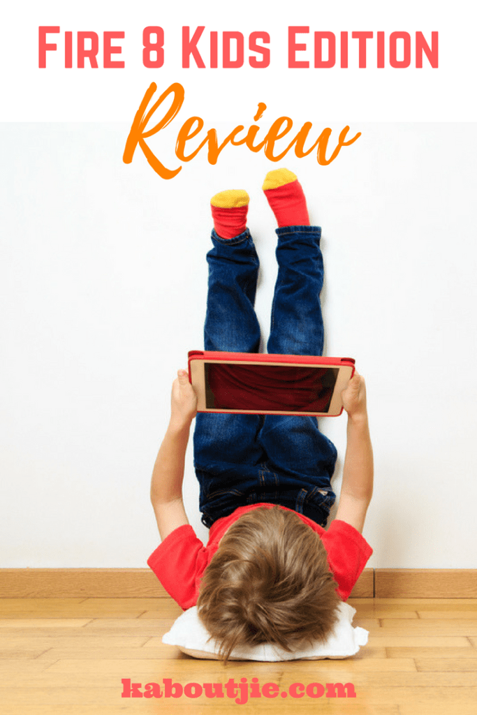 Fire 8 Kids Edition Review