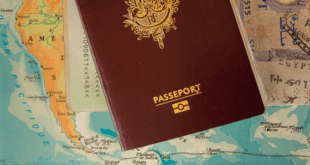 passport map