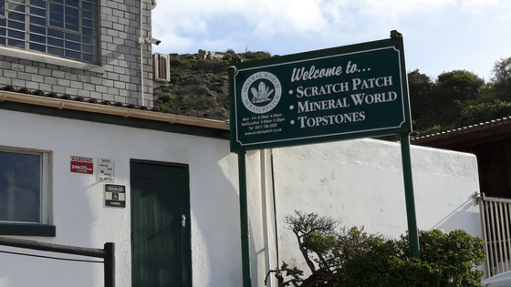 The Scratch Patch Simonstown