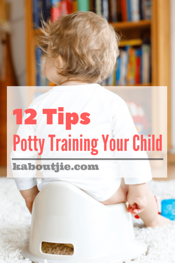 12 Tips Potty Training Your Child