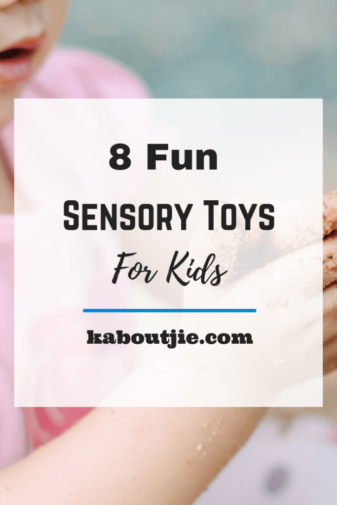 8 Fun Sensory Toys For Kids
