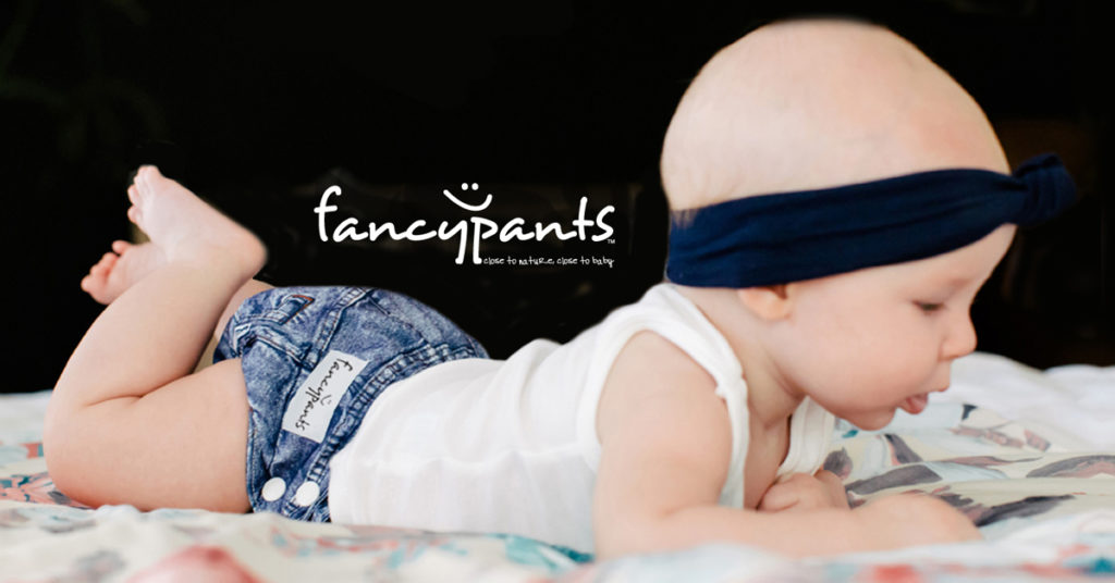 Fancy Pants cloth diaper giveaway