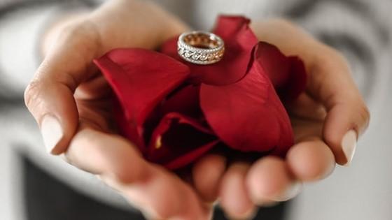 Perfect Chocolate Diamond Wedding Ring