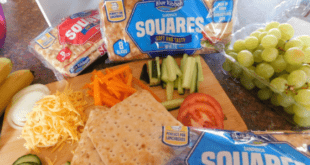 Blue Ribbon Sandwich Squares Lunch