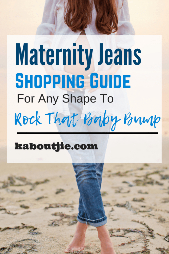 Maternity Jeans Shopping Guide To Rock That Baby Bump