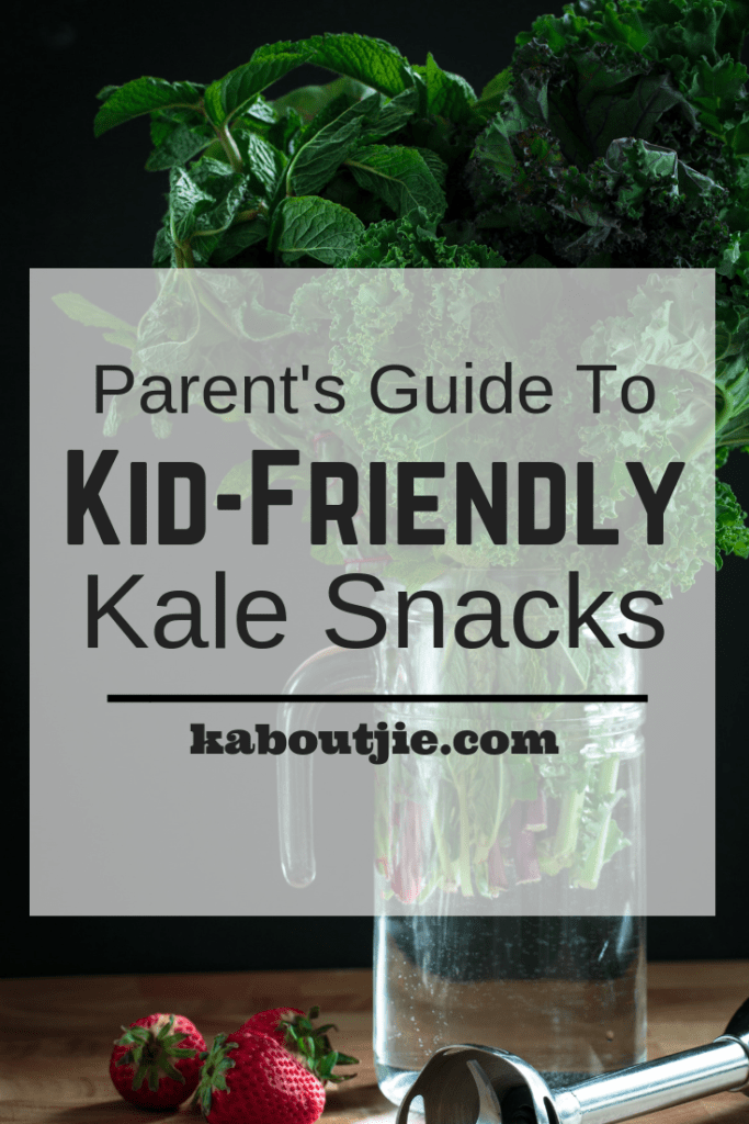 Parent's Guide to Kid Friendly Kale Snacks