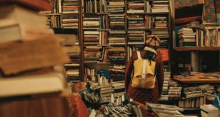 Books clutter