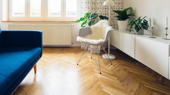 laminated floor