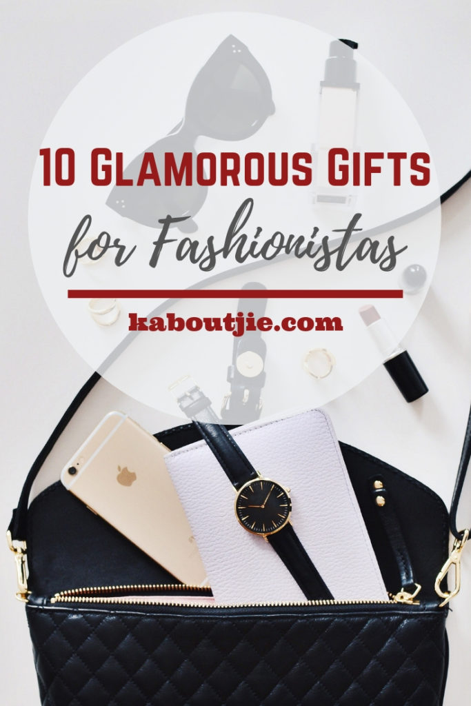 10 Glamorous Gifts for Fashionistas