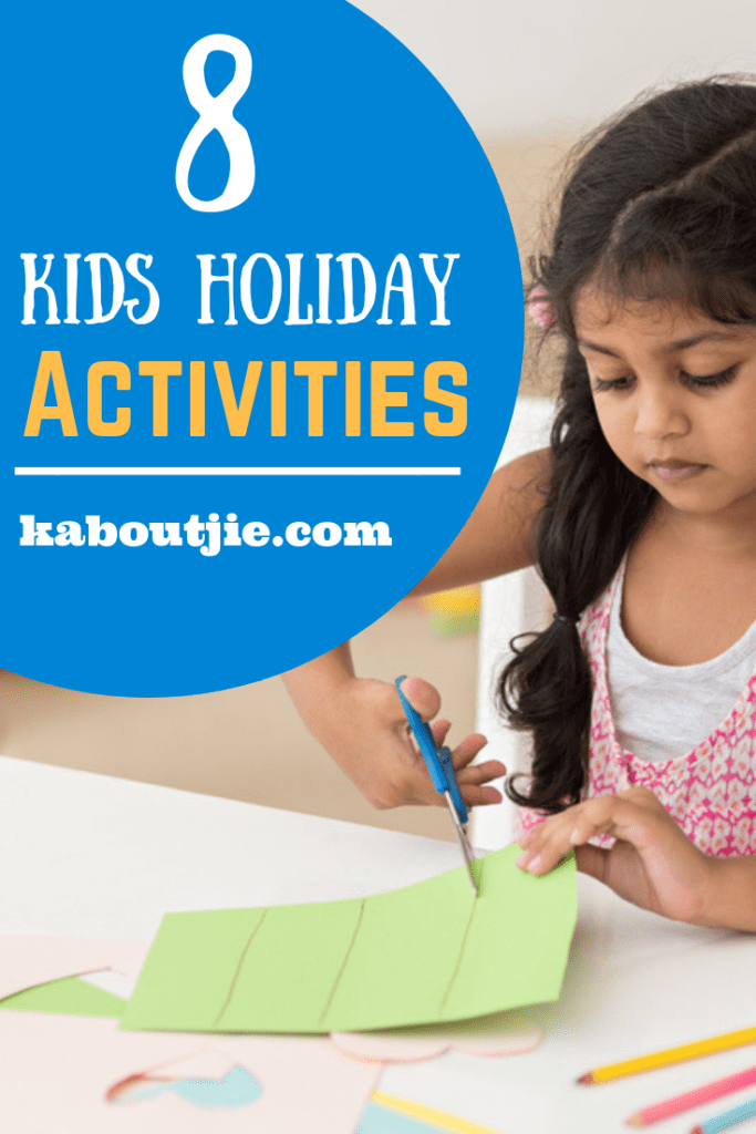 8 Kids Holiday Activities