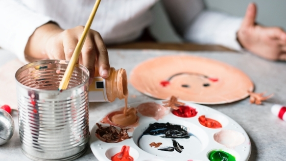 Arts and crafts for kids paint