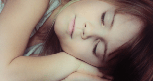Child Sleeping Peacefully
