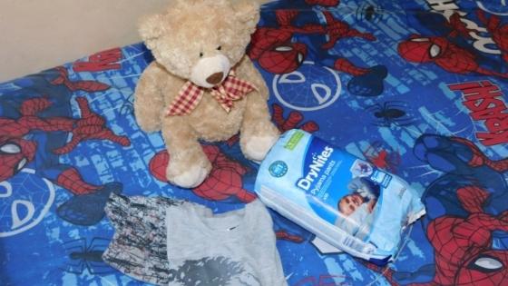 Pack Of DryNites Teddy Bear