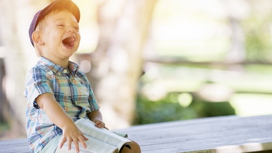 reading baby books