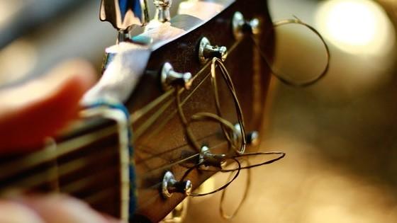 guitar playing skills