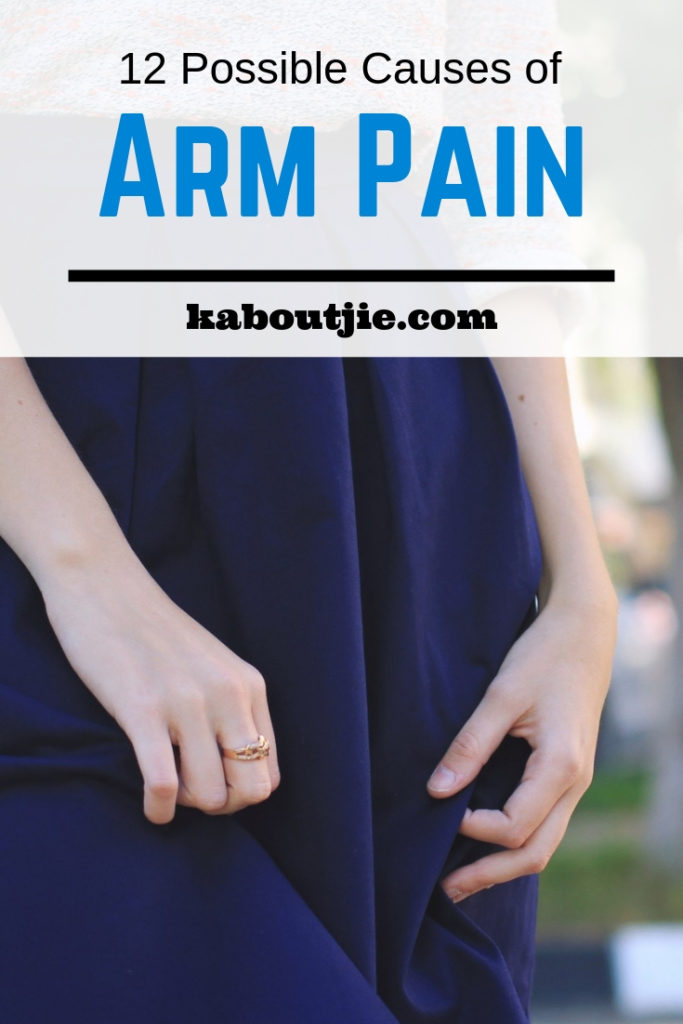 12 Possible Causes of Arm Pain