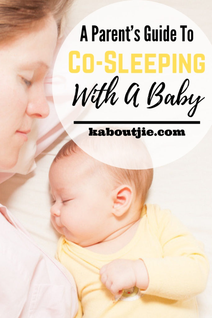 A Parent's Guide To Co-sleeping With A baby