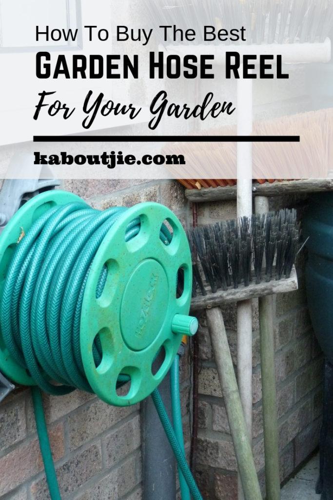 How To Buy The Best Garden Hose Reel For Your Garden