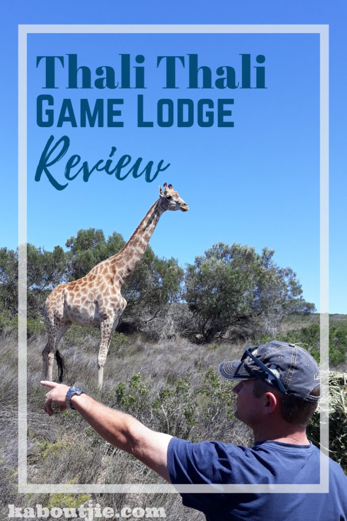 Thali Thali Game Lodge Review